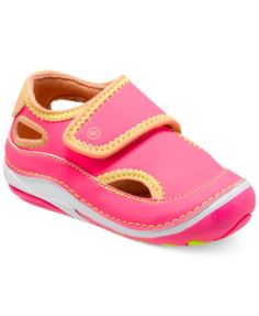 07f1b950c Stride Rite Toddler Girls  or Baby Girls  SRT SM Breezy Shoes   Reviews -  Kids  Shoes - Kids - Macy s