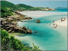Guarda do Embau #beach in #brazil. If this isn't #paradise, then what is??