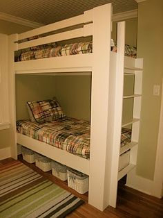 Beautiful Bunk Bed Ideas On Pinterest
