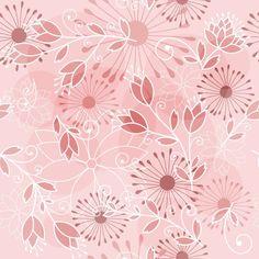 Papel de Parede Floral 1459