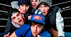 YouTube Pranksters 'The Janoskians' Land a Movie Deal with Lionsgate -- Lionsgate is developing a partially-scripted comedy following The Janoskians as they try to throw an epic party in Los Angeles. -- http://www.movieweb.com/news/youtube-pranksters-the-janoskians-land-a-movie-deal-with-lionsgate