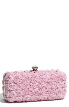 Natasha 'Rose' Minaudiere Box Clutch Now: $48.90 available at #Nordstrom