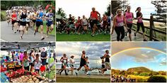 Sunshine coast run series. Get active outdoors. 2 - 10 km runs to join in.