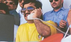 Underworld don Dawood Ibrahim has revealed a new range. David speaks regularly with leaders in India.http://goo.gl/9CIyEE