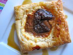 Figs, Cheese and Dulce de Leche Tarts (Pasteles de Brevas, Queso y Arequipe)