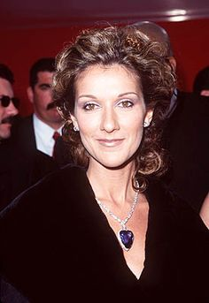 "Jewelers Asprey & Garrard were inspired to make a real Heart of the Ocean diamond necklace. The result was a 170 carat heart shaped sapphire with 65 diamonds, each 30 carats. Celine Dion wore it at the Oscar ceremony as she sang ""My Heart Will Go On"" - the theme song from Titanic during the 1998 ceremony. It was later sold at a benefit auction for $ 2.2 million."