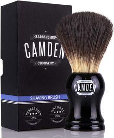 Shaving Brush, Barber Shop, Camden, Mens Gift Sets, Vegan, Gifts, Soap Scum, Daily Cleaning, Shaving Cream