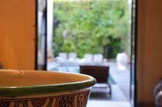 Une décoration raffinée. Riad Fes, Le Riad, Decoration, Morocco, Decor, Decorations, Decorating, Dekoration, Ornament