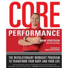 The Paperback of the Core Performance: The Revolutionary Workout Program to Transform Your Body and Your Life by Mark Verstegen, Pete Williams Earth Book, Soccer Girl Problems, Local Gym, Life Online, Soccer Quotes, Book Of Life, Revolutionaries, Workout Programs, Fitness Programs