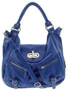 Awesome blue bag and under 100!