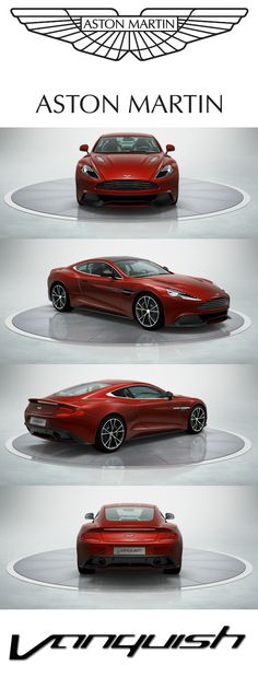 Aston Martin Vanquish. Design your dream Aston Martin with our configurator. http://www.astonmartin.com/configure #AstonMartin