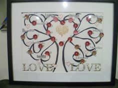 Tree of Love Love is the foundation of all we need to grow and share with others.