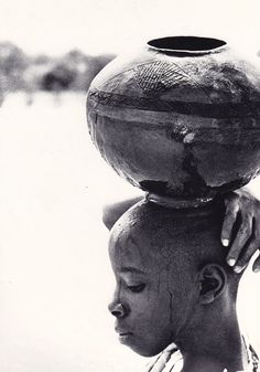 From the book, African Image by Sam Haskins