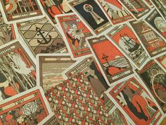 UK tarot and Lenormand deck artist Neil Lovell of Malpertuis Designs announces his new Lenormand deck, the Chelsea Lenormand. A deck inspired by the Jugendstil/Art Nouveau & Art Deco movements. Look for it on his website very soon.