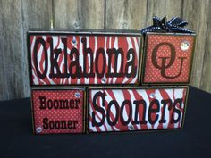 @Rachel Irwin A must-have for any Sooner home :)