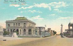residences in Vedado, Havana. 1920