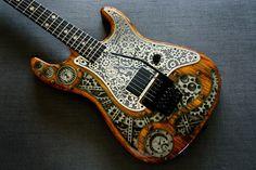- Charvel Steampunk Custom