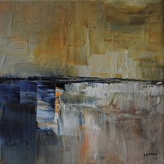 umj.art - Ulla Maria Johanson: 2018-03-11 #1217FarewellAcrylic on canvas, 15x15...