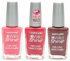 Wet n Wild Wild Shine Nail Polish