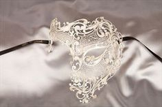 Masquerade Wedding Masks - Phantom Del Opera - VOLTO PHANTOM