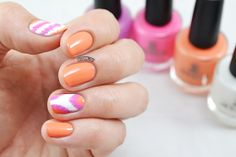 Jessica Cosmetics - Coral Symphony Spring 2014 Collection Swatches & Review - Nailed It | The Nail Art Blog