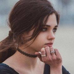 India Eisley. Cecily Herondale  Btw Aisha someone already typed this. Cool right