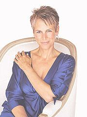 Love Jamie Lee Curtis' hair----this is a little longer which I like!