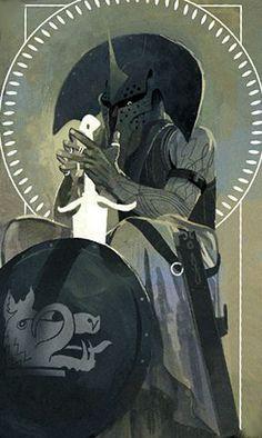 dragon age elftarot card - Google Search