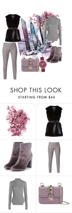 """Untitled #355"" by wiamfashionstyle ❤ liked on Polyvore featuring Tom Ford, Harrods, WtR, Thierry Mugler, Valentino and Nixon"
