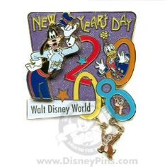 Artwork for this pin was created by Disney Design Group Artist Betsy DePadova and features Goofy as a pin on pin and Dale as a dangle. Description from yourwdwstore.net. I searched for this on bing.com/images