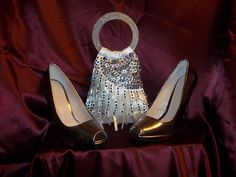 Genuine Mother of Pearl Evening Bag. $25.00/Free Shipping