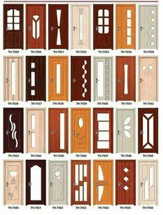16 Ideas For Main Door Design Entrance With Mdf Door And Window Design, Home Door Design, Wooden Main Door Design, Door Design Interior, Front Door Design, Oak Interior Doors, Exterior Doors, Entry Doors, Front Entry