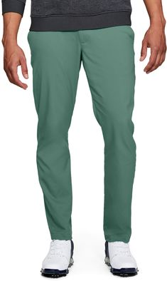86235fb6ad1e Under Armour Men s Showdown Tapered Leg Golf Pants