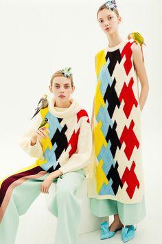 Delpozo Pre-Fall 2018 Fashion Show