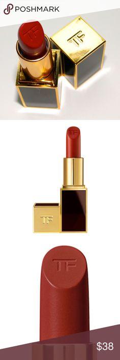 83c4af37ff78e NIB TOM FORD Lip Color  16 Scarlett Rouge Tom Ford lip color satin lipstick  in