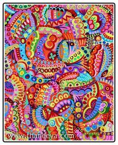 Mystic Inquiry by Thaneeya McArdle