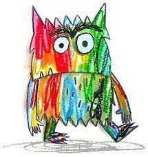 """Propositions d'exploitation pédagogique de """"la couleur des émotions"""" et du """"monstre des couleurs"""" en maternelle (en MS et GS). Kindergarten Behavior, Kindergarten Art, Emotions Preschool, Monster Activities, Reading Games, Behaviour Management, French Lessons, Monster Party, Emotional Intelligence"""