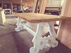 Industria arredamento ~ Shabby industrial arredamento charme en blanc dream home