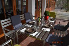 Mira Classica Edelstahl Gartenmöbel Outdoor Furniture Sets, Outdoor Decor, Home Decor, Luxury, Stainless Steel, Decoration Home, Room Decor, Home Interior Design, Home Decoration