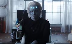 We have our first look at Jesse Rath as Brainiac 5 in the next episode of Supergirl... and the design is questionable. Check it out here.