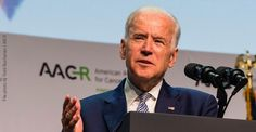 At an annual meeting of cancer researchers, Joe Biden shared highlights of cancer effort so far ― and doled out encouragement in midst of threatened cuts to science.