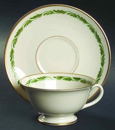 franciscan china patterns | Pattern: Daisy Wreath by FRANCISCAN ...
