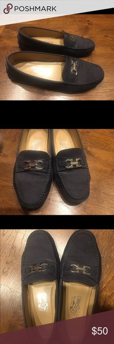 Salvatore ferragamo loafer Nice comfortable loafer, fits 6.5 to 7 because it stretches a little bit Salvatore Ferragamo Shoes Flats & Loafers