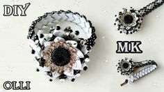 DIY Украшение на гульку | Decoration on a bun | Moño