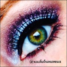 @urbandecay Transition: Liar & Crease: Blackheart from the Naked 3 Palette @bellaterracosmetics Lid: Mineral Shimmer in Star & Mineral Glitter in Crystal Ball @nyxcosmetics Tightline & Waterline: Retractable Eyeliner in Black & Lid Base: Jumbo Eye Pencil in Milk @redcherrylashes #213 #bellaterra #urbandecay #ud #nakedpalette #nakedpalette3 #nyx #redcherrylashes