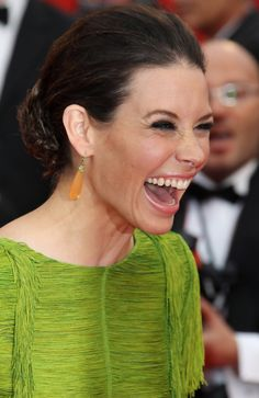 Evangeline Lilly - Happiness is the key to true beauty