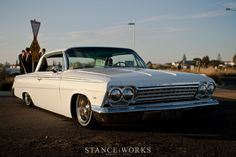 The '62 Impala...there really isn't much more in the world that I could possibly want.....