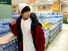 [스타캐스트] 마트에 뜬 방탄소년단! 설 음식 만들기 1편 #방탄소년단 ♡