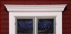 Fönsterkrön D