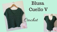 Crochet Blouse, Knit Crochet, Crochet Bikini, Shawl, Free Pattern, Crochet Patterns, Crop Tops, Knitting, Sweaters